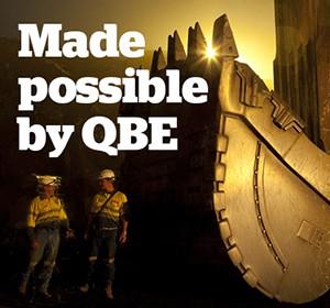 <span>QBE Insurance</span><i>→</i>